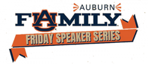Auburn University Friday Speaker Series